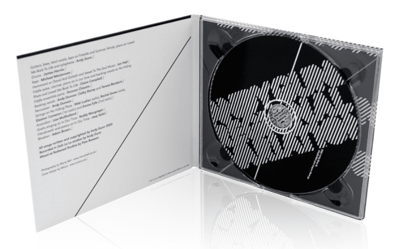 digipak cd