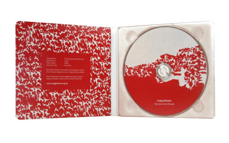 paperfoam digipak cd
