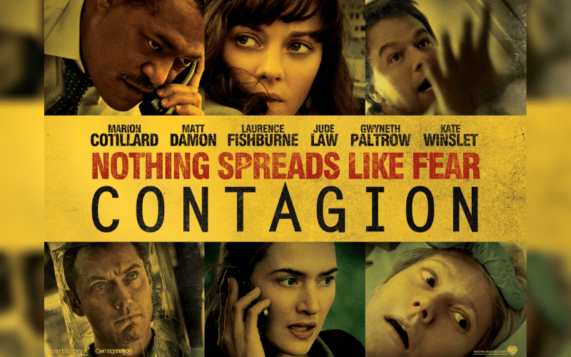Contagion best end of the world movies