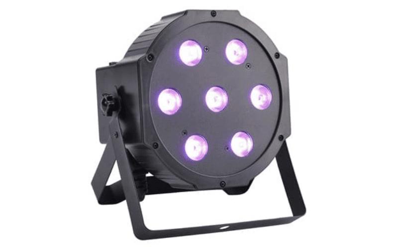 GBGS LED Up Lighting RGBW LED Par Lights T Stage Lighting Basics