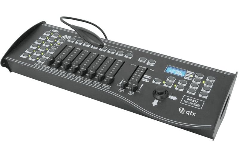 dmx controller Stage Lighting Basics