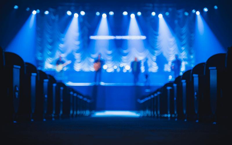 Stage Lighting Basics