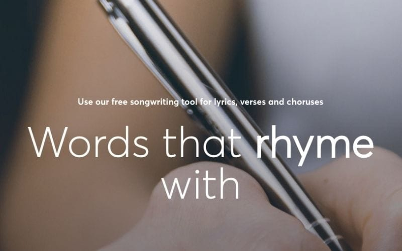 songwriting app