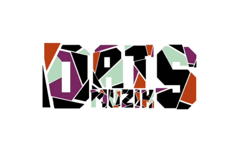 dats muzik logo