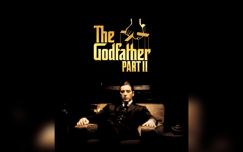 godfather part 2 best crime movies of all time