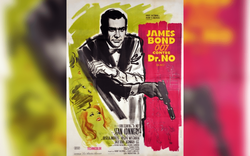 james bond dr no best movie scores of all time