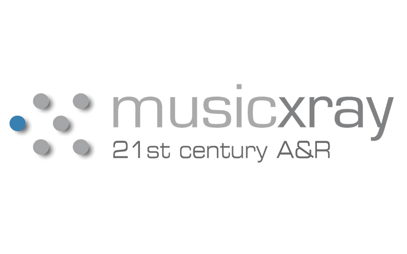 music xray logo