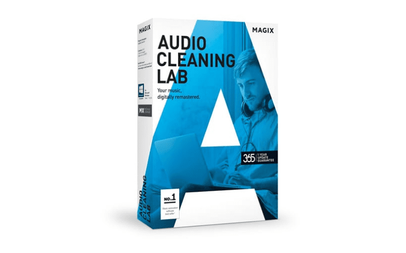 audio cleaning