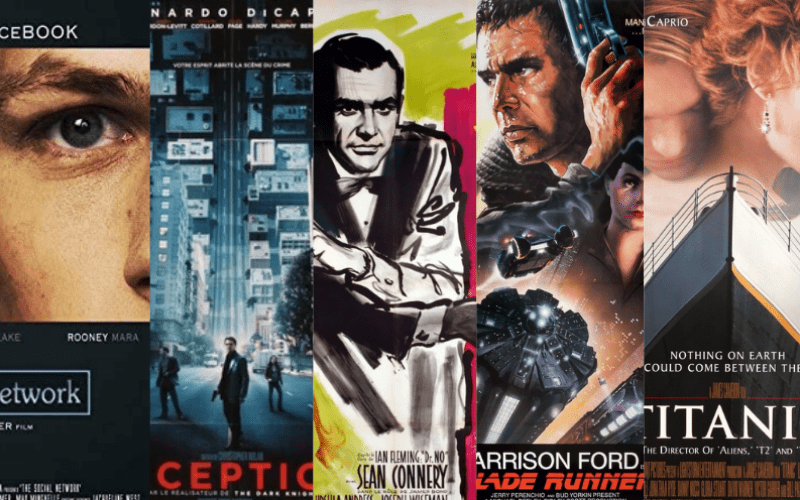 best movie scores of all time