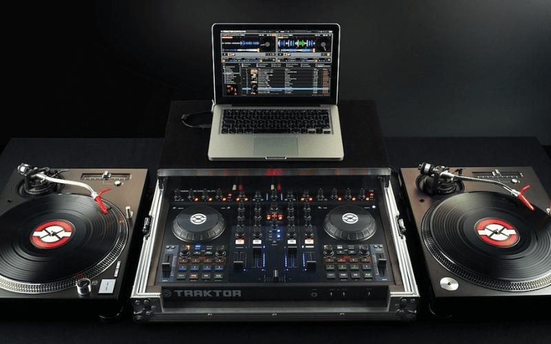 digital vinyl players