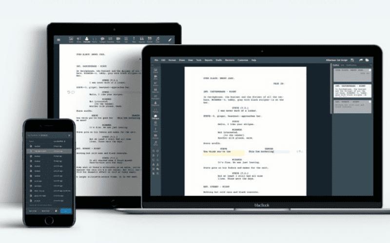 writerduet app