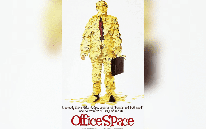 office space satire