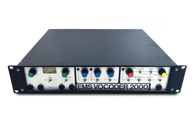 EMS 2000/3000 Vocoder