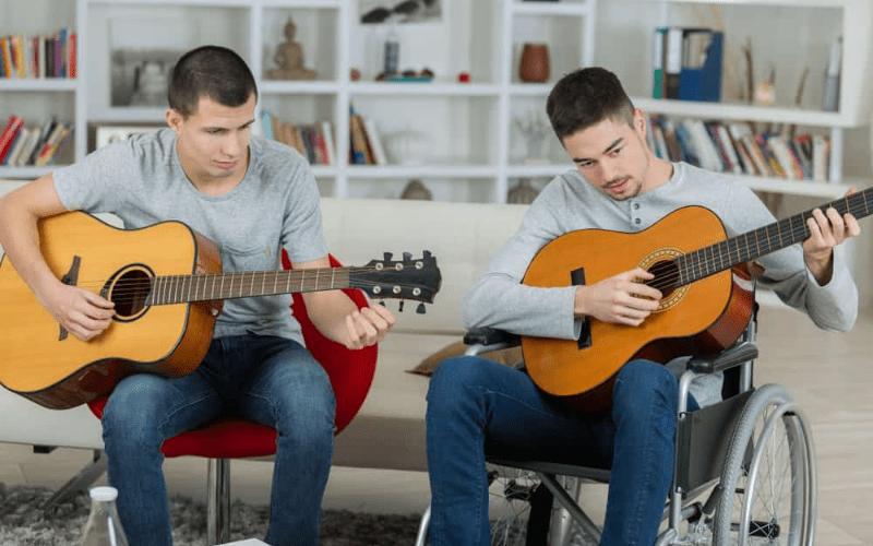 music therapist