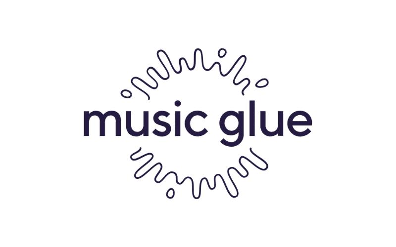 musicglue.com logo
