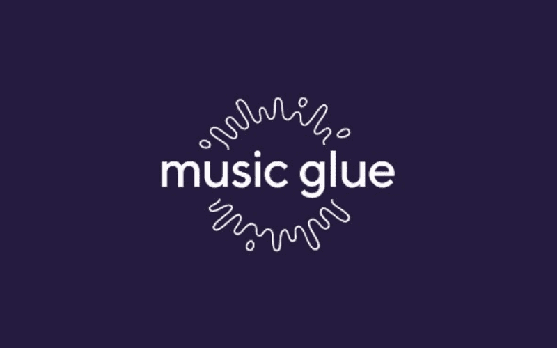 music glue logo