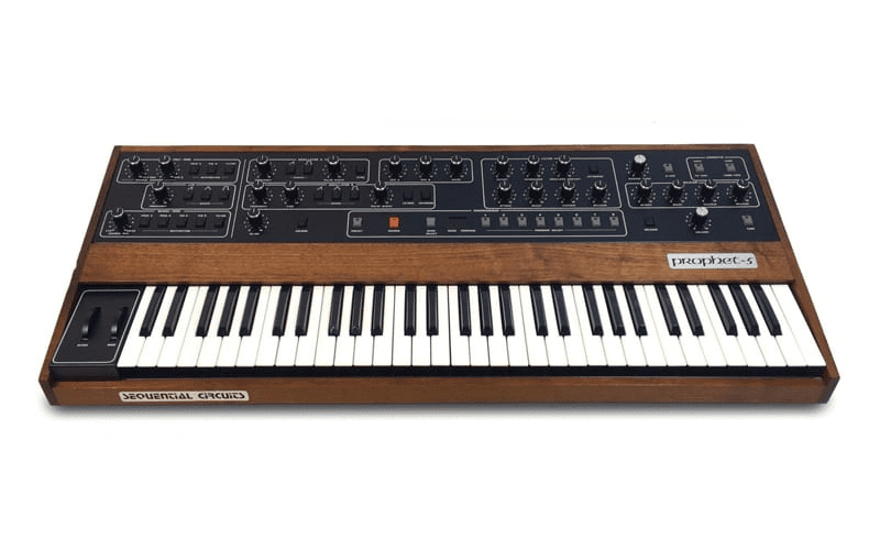 the prophet vintage synth