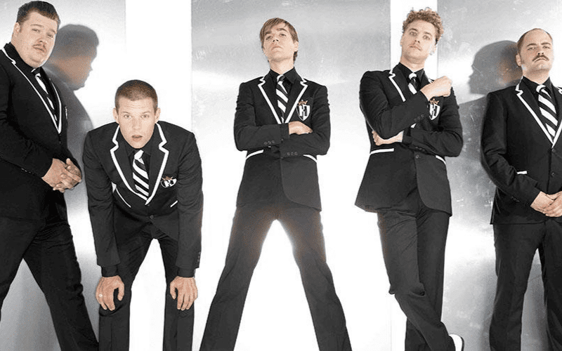 the hives band photo