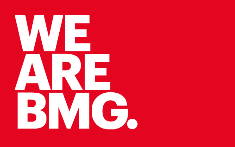 we are bmg music publishing