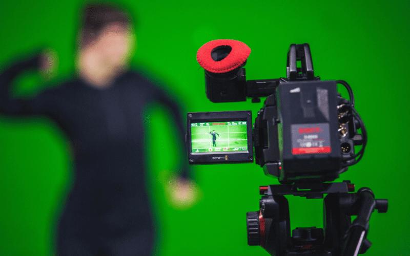 Green Screen on Camera