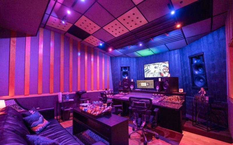 Bay Eight Recording Studios