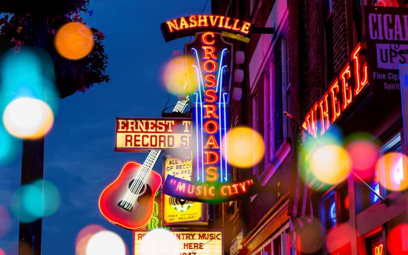 recording studios in Nashville