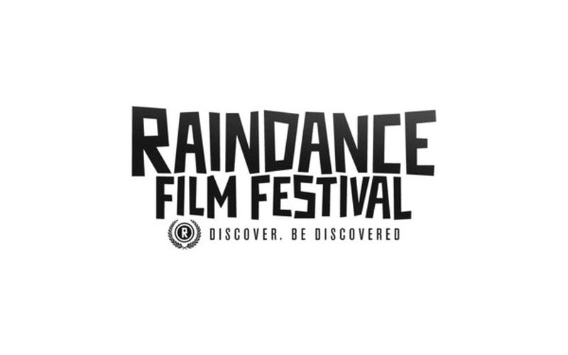 Raindance film festival logo and motto.