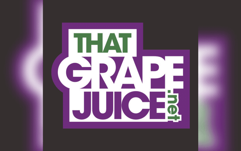 That grape juice blog