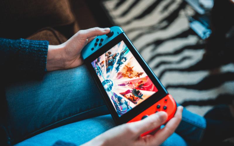 Nintendo switch  unity