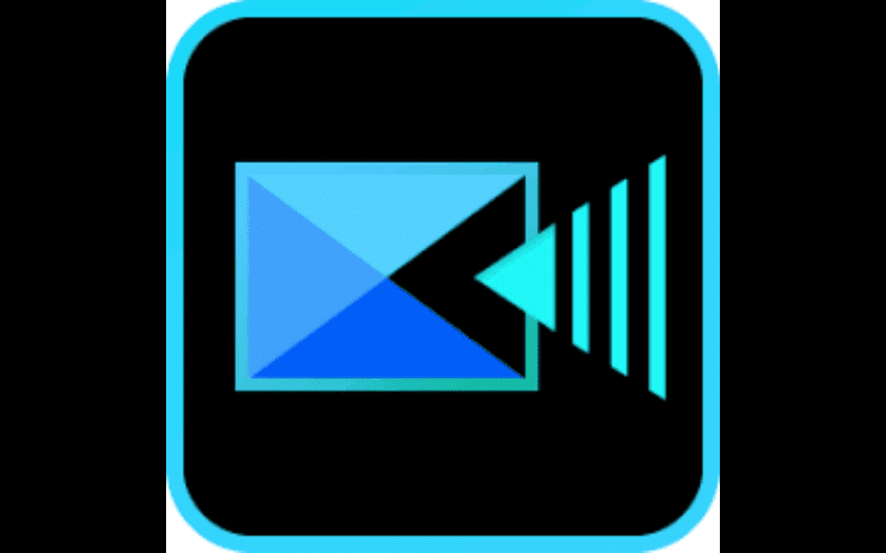 Power director app logo
