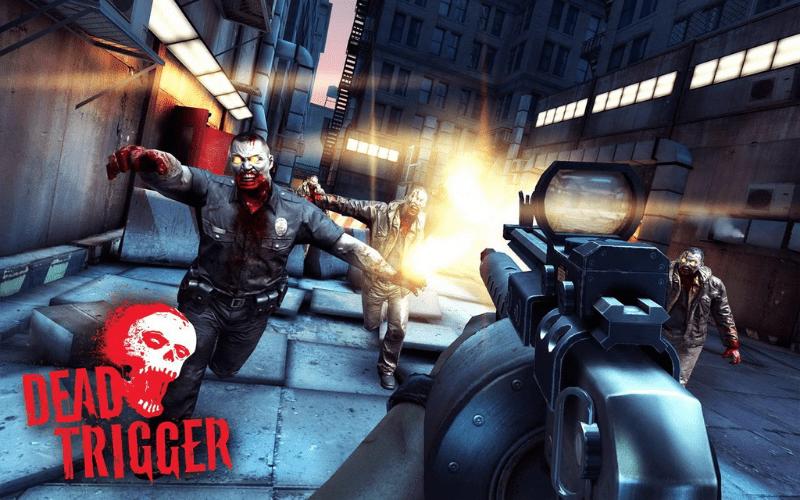 Dead trigger app logo