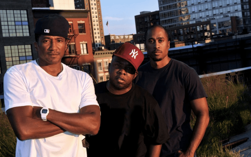 tribe called quest band photo