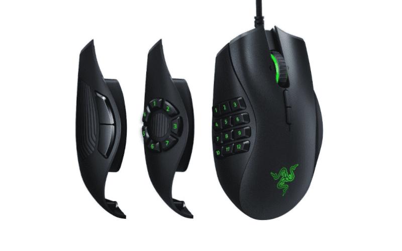 Razer naga pro best gaming mouse.