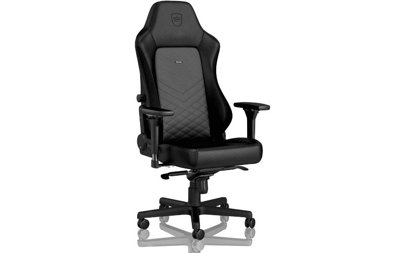 Noblechairs Hero gaming chair.