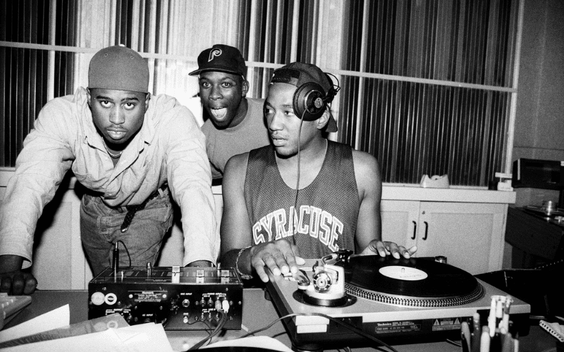 tribe called quest group