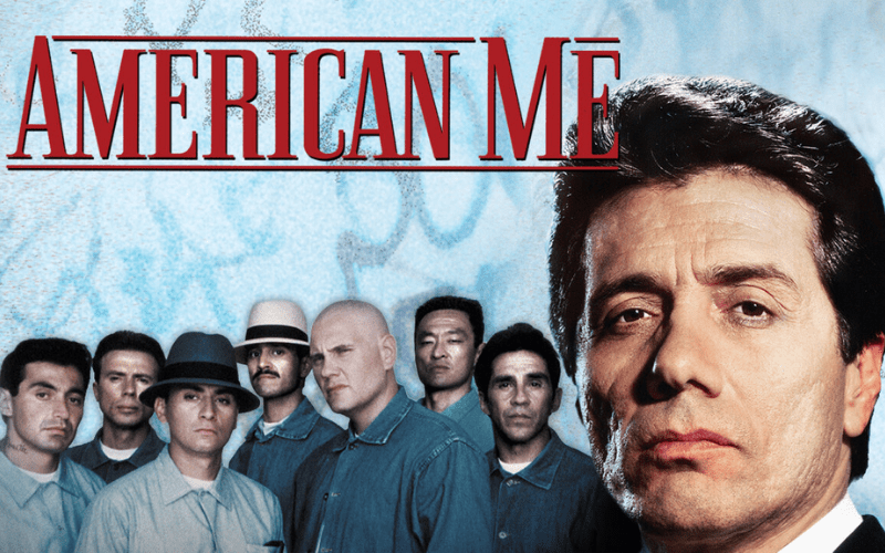 american me mexican gangster film poster