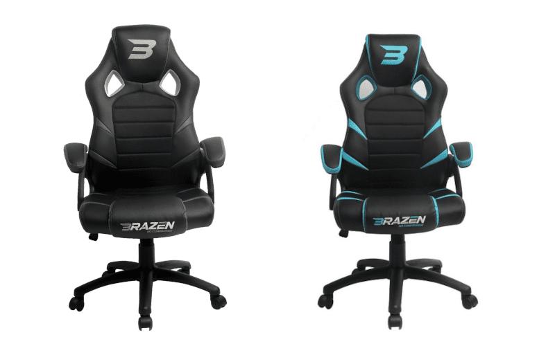 BraZen Puma gaming chair.