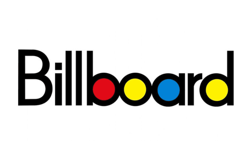 Billboard logo with colour