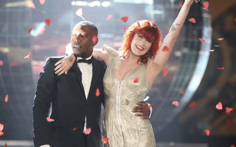 dizzee rascal and florence and the machine at 2010 brit awards