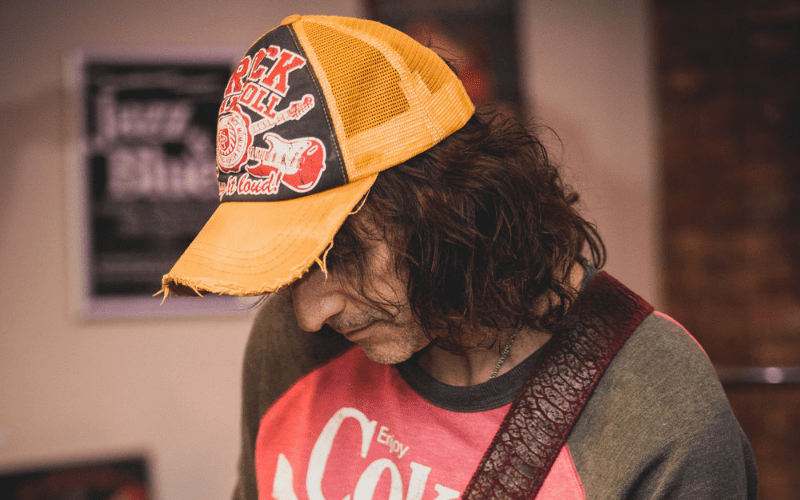 Outlaw Orchestra hat band merchandise