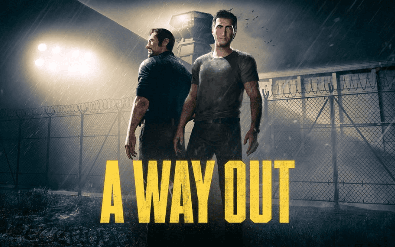 a way out ps4 cover art