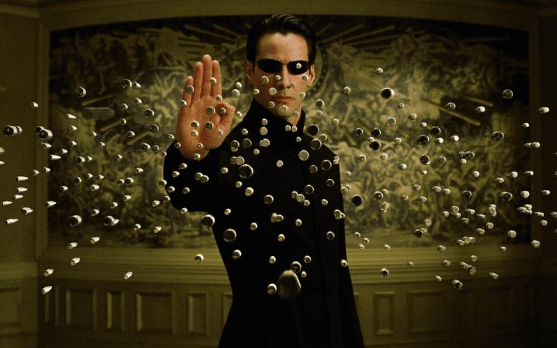 matrix cover art neo cyberpunk movies