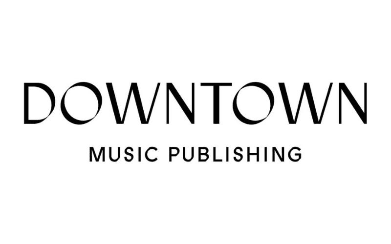 The Downtown music publishing logo.