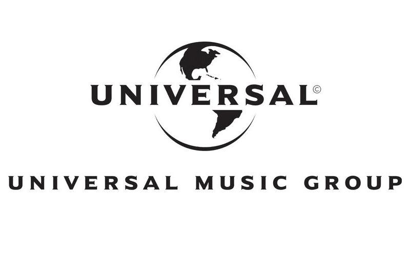 Universal Music Group logo.