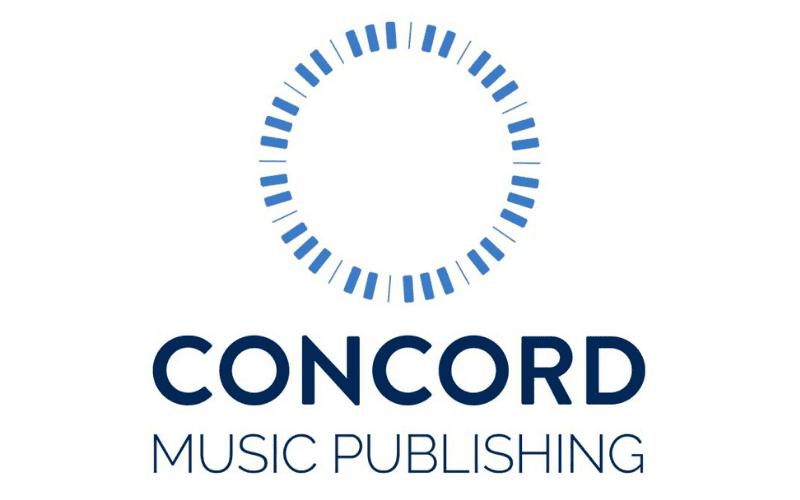 Concord Music Publishing logo.