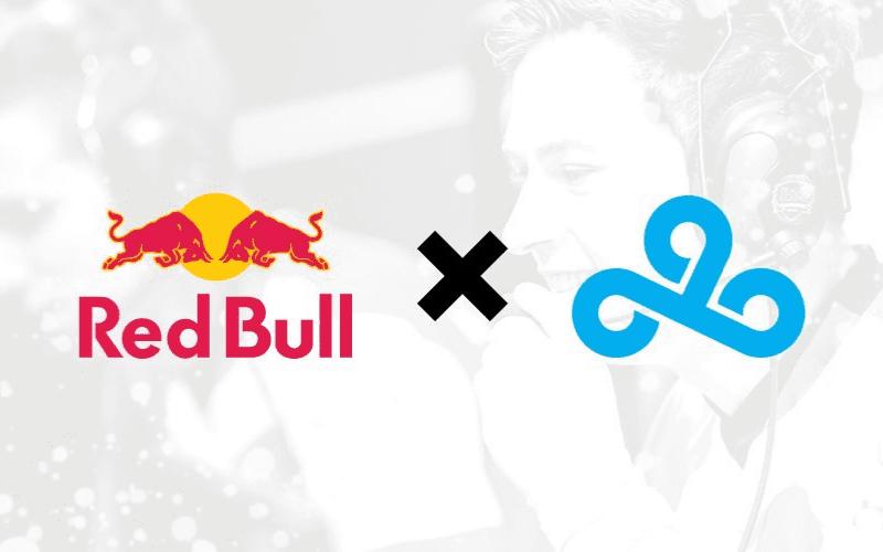 redbull and cloud 9 sponsorship