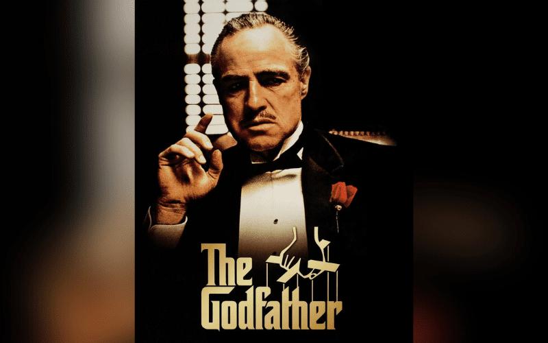 godfather film poster marlon brando