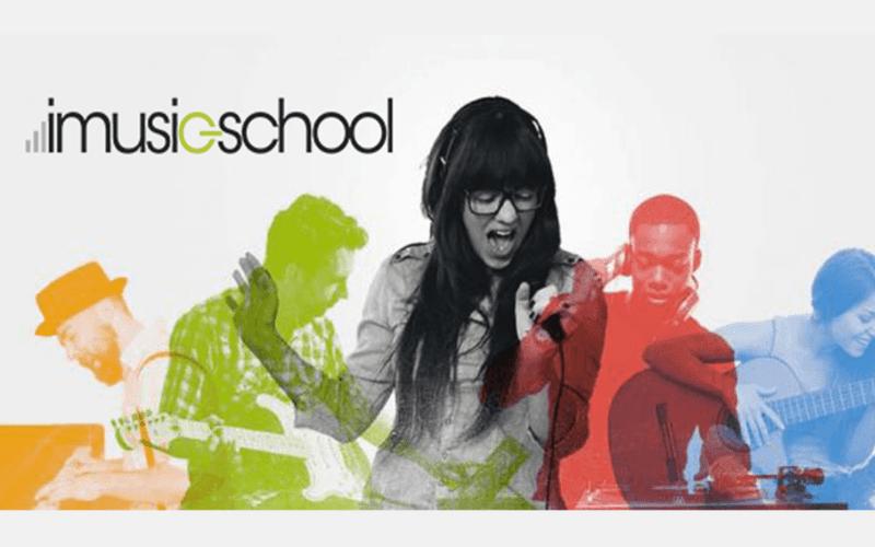 imusic-school.com logo