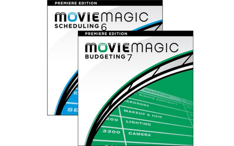 movie magic scheduling and movie magic budgeting