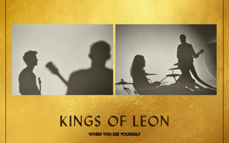 Kings of Leon nft when you see yourself
